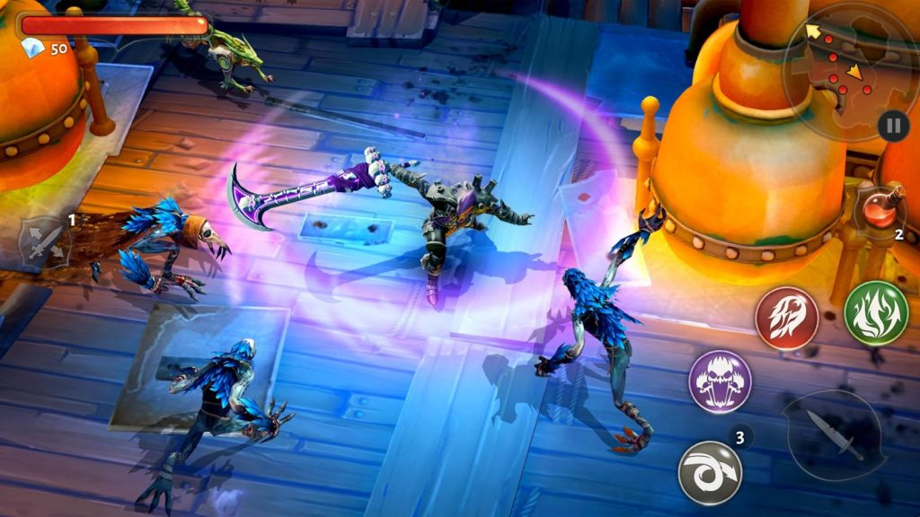 Best High Graphic Games For Android