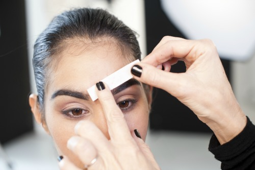 Image result for eyebrow waxing