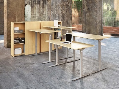 Nya Kontorsmöbler