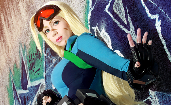Uniquely Epic Cosplay Of Cammy White From Street Fighter All Thats Epic Cosplay Comic Con