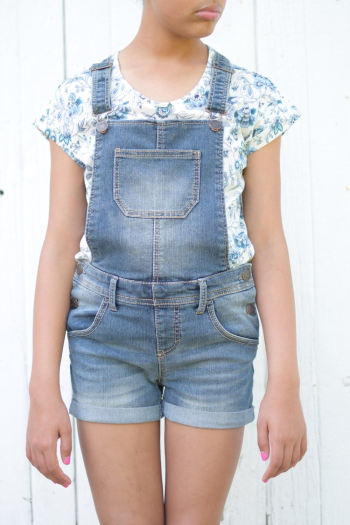 cherokee-denim-shortalls