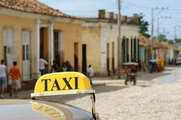 How to get around Cuba