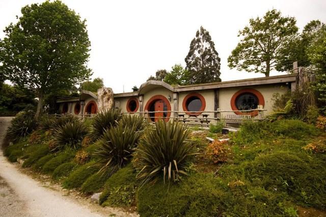 The Hobbit Motel, New Zealand