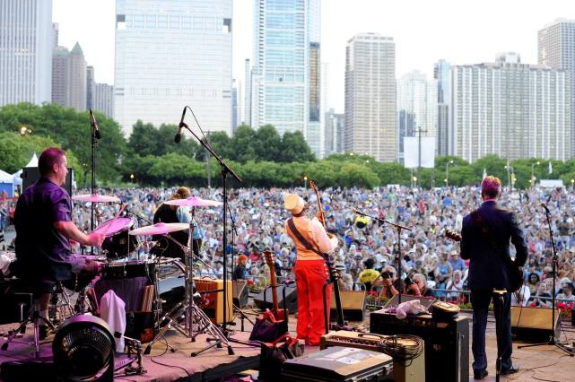 Chicago Bluesfest 2017