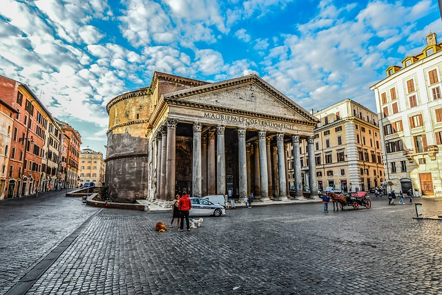 48 hours in rome