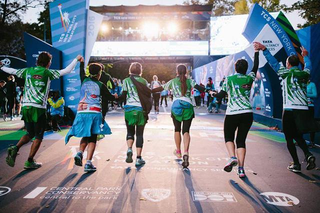 How to celebrate the NYC Marathon