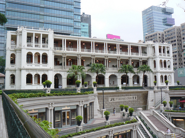 guide to hong kong's historical sites