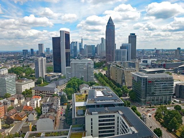 Top five hotels near the Frankfurt airport