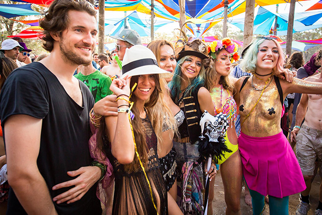 top beats to get you ready for rainbow serpent festival