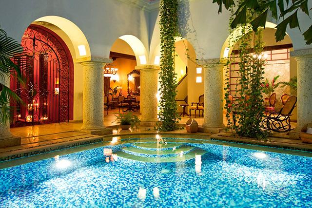 Historic Hotels In Cartagena