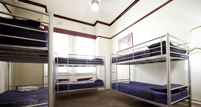 5 awesome hostels in melbourne