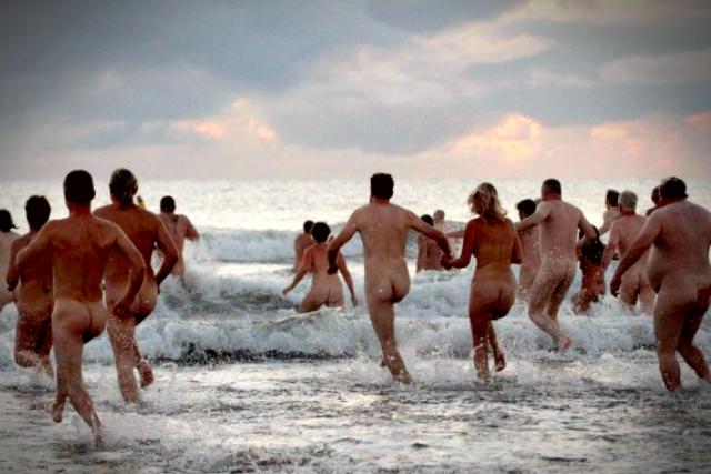 Maslin beach nude games