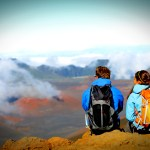 Backpacking on Hawaii's Big Island