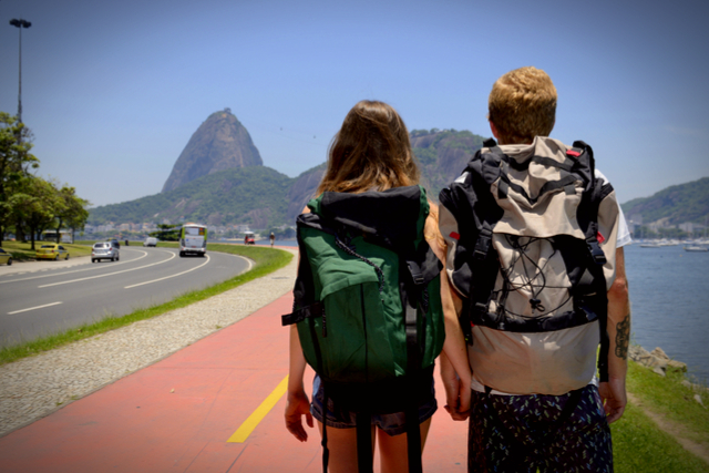 Backpacking in Southeast Asia vs South America