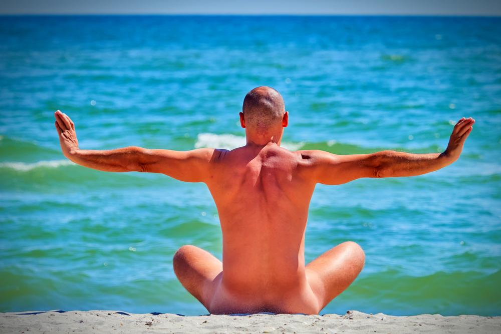 clothing optional nude beach florida