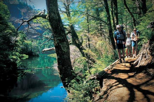 huerquehue national park,chile