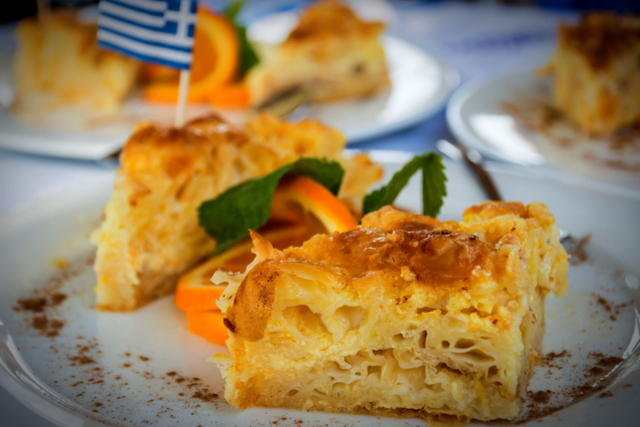7 Scrumptious Greek Desserts Alltherooms The Vacation Rental Experts