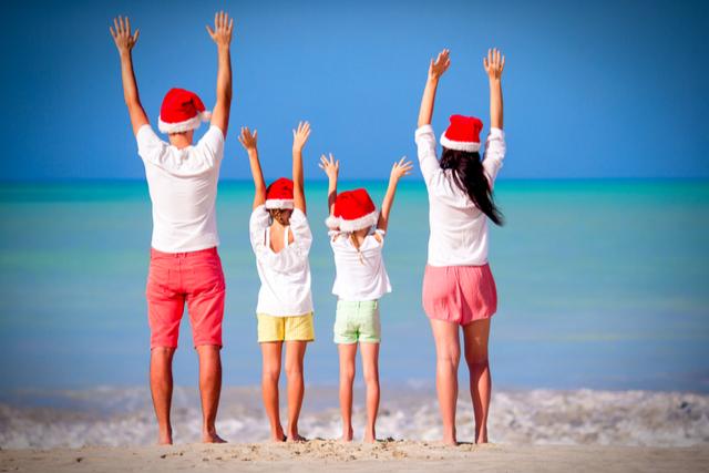 Christmas Getaway Ideas for Families