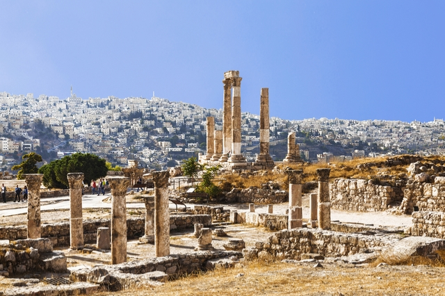 Where to stay in Amman