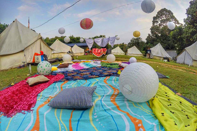 8 Best Glamping Spots in Malaysia