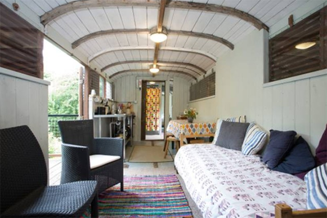 Best Airbnb Glamping in England