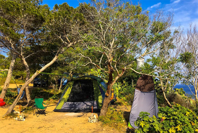 Airbnb Glamping in Malta