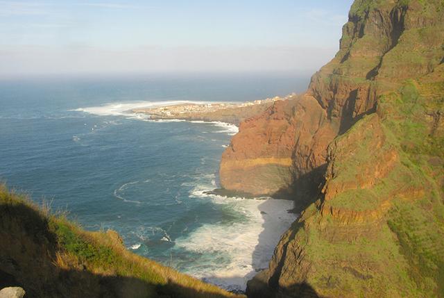 Fogo Beach Cape Verde
