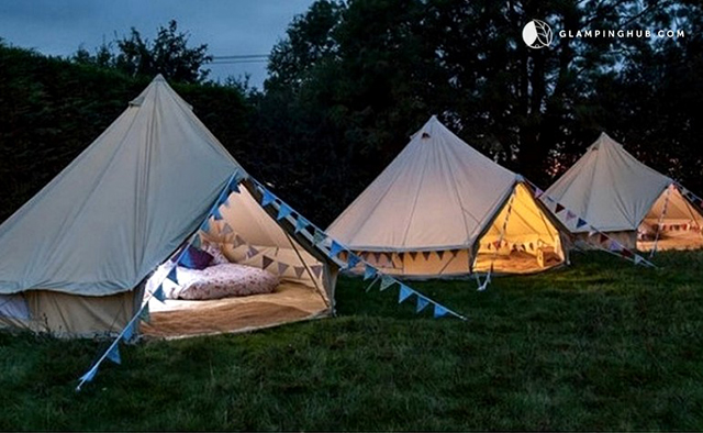 best glamping spots in Singapore