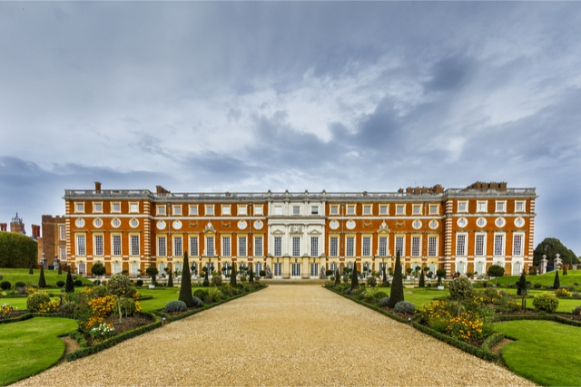 Hampton Court England