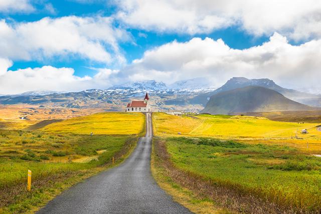 Hellissandur Iceland
