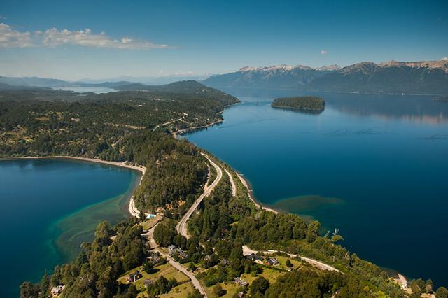 Lake correntoso Argentina