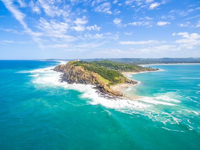Main Beach Byron Bay Australia