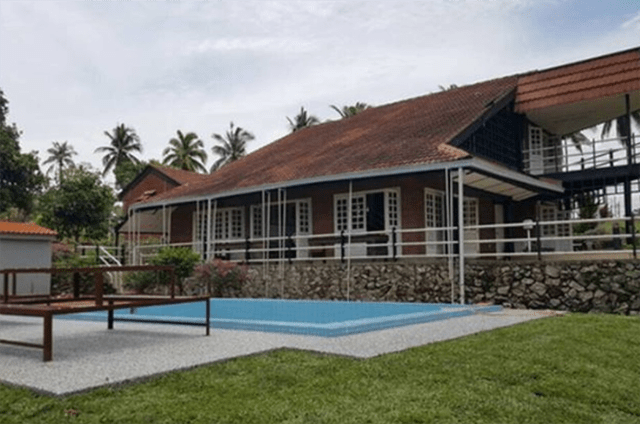villas to stay malaysia