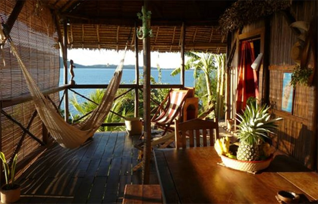 waterfront in madagascar