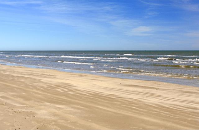 beaches in Texas Padre Island National Seashore
