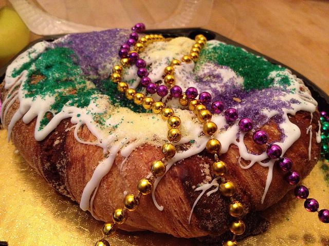 What to eat at Mardi Gras