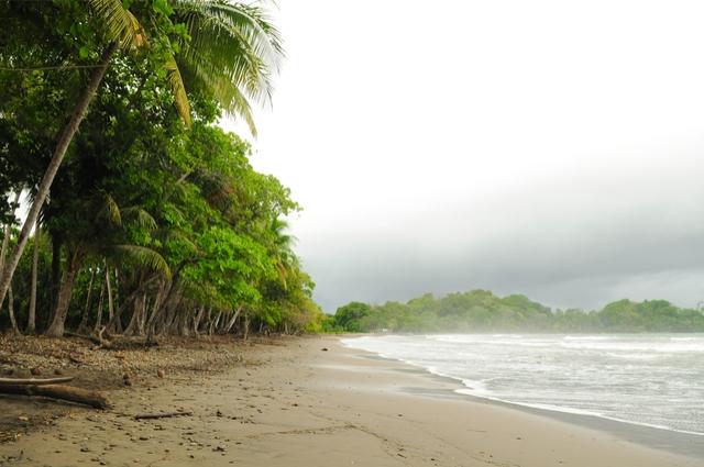 Costa rica Playa Dominical