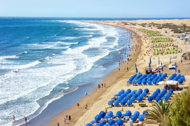 Playa del Ingles Spain