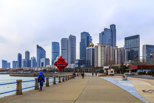 top 5 beach cities in china