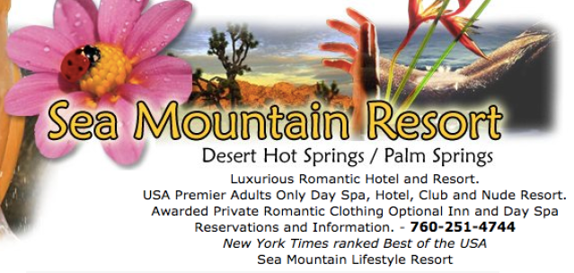 sea mountain resort adults only clothing optional