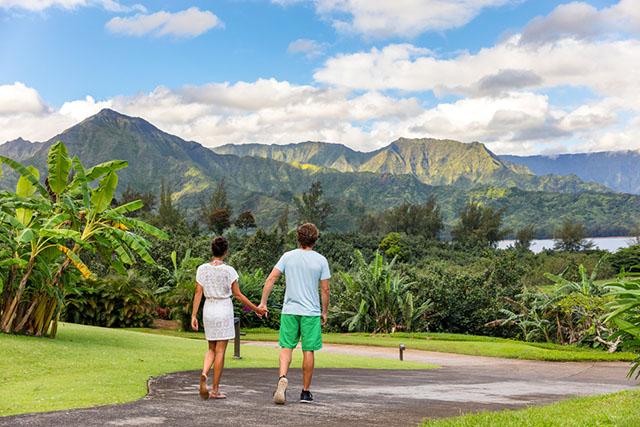 glamping in Kauai