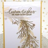 Christmas Card Challenges #7: Photo Challenge