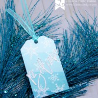 25 Days of Christmas Tags - Lil' Inker Designs (+ GIVEAWAY!)