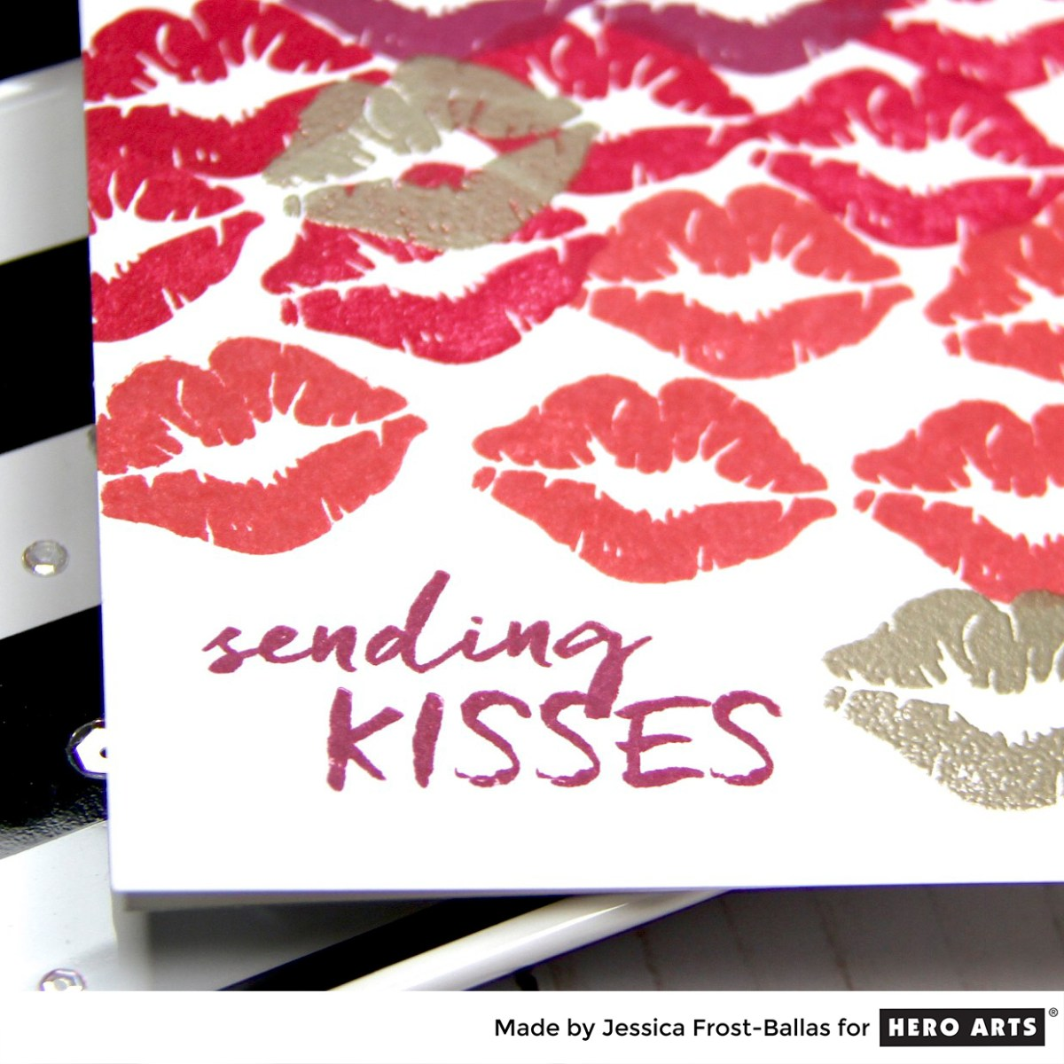Sealed with a Kiss!