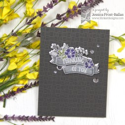 Thinking of You by Jessica Frost-Ballas for Lil' Inker Designs