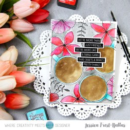 Craft Gang by Jessica Frost-Ballas for Where Creativity Meets C9
