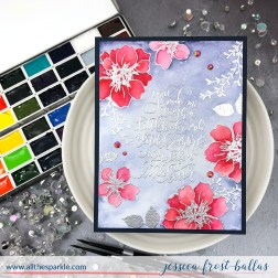 Hello Beautiful by Jessica Frost-Ballas for Gina K Designs