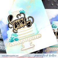 Gina K Designs Alcohol Ink Cards (+VIDEO!)