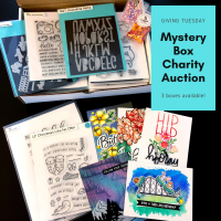 Giving Tuesday Mystery Box Auction