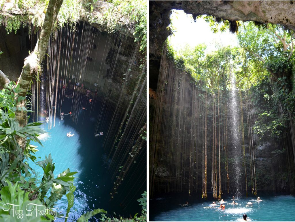 cenote Mexico bucket list travel adventure allthestufficareabout tulum Cancun